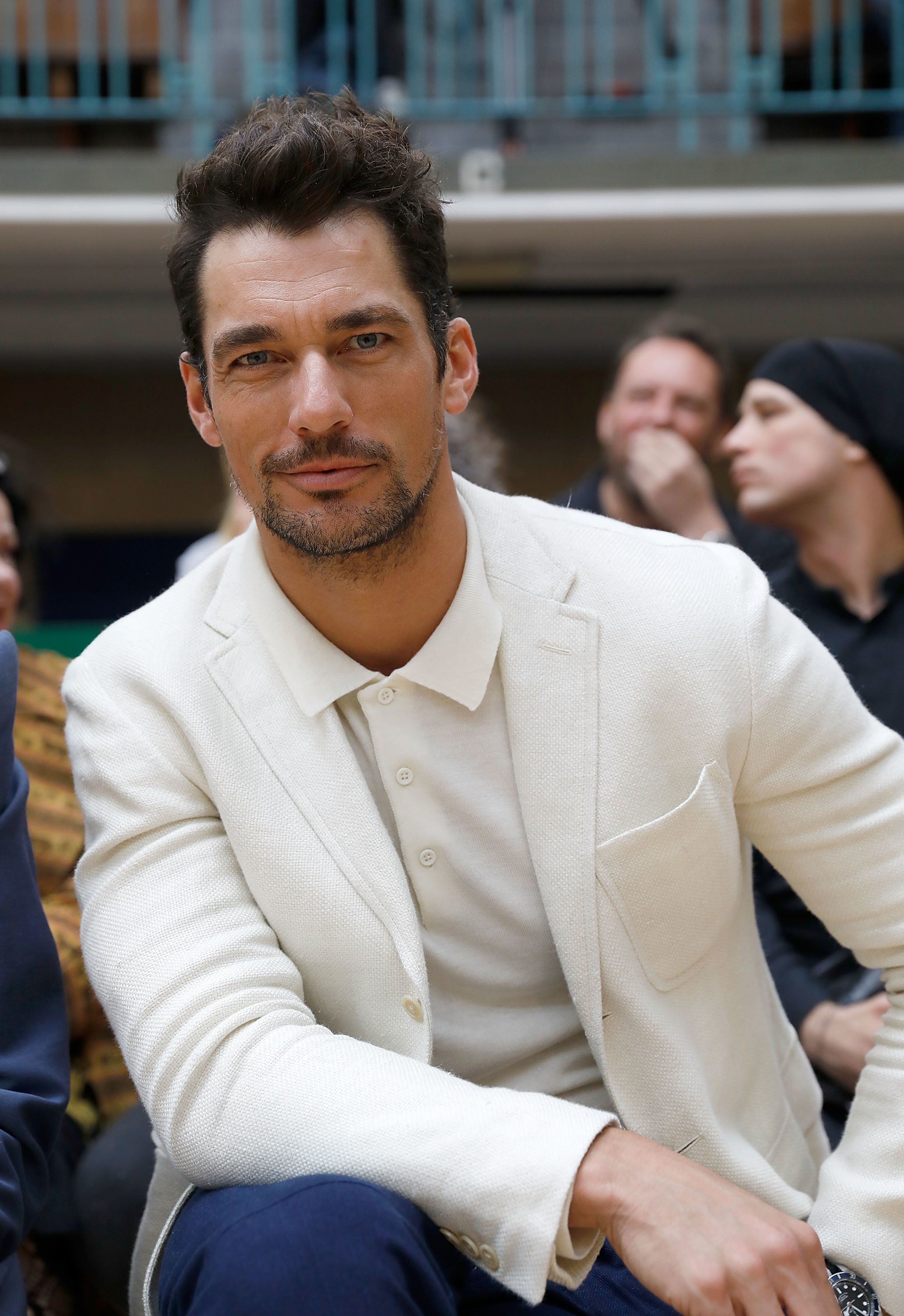 David Gandy Shares His Fitness Tips And Gets Real About Body