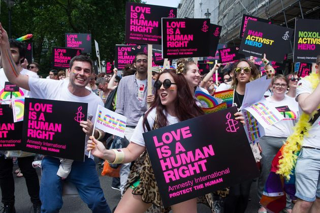 Pride attracts huge crowds every