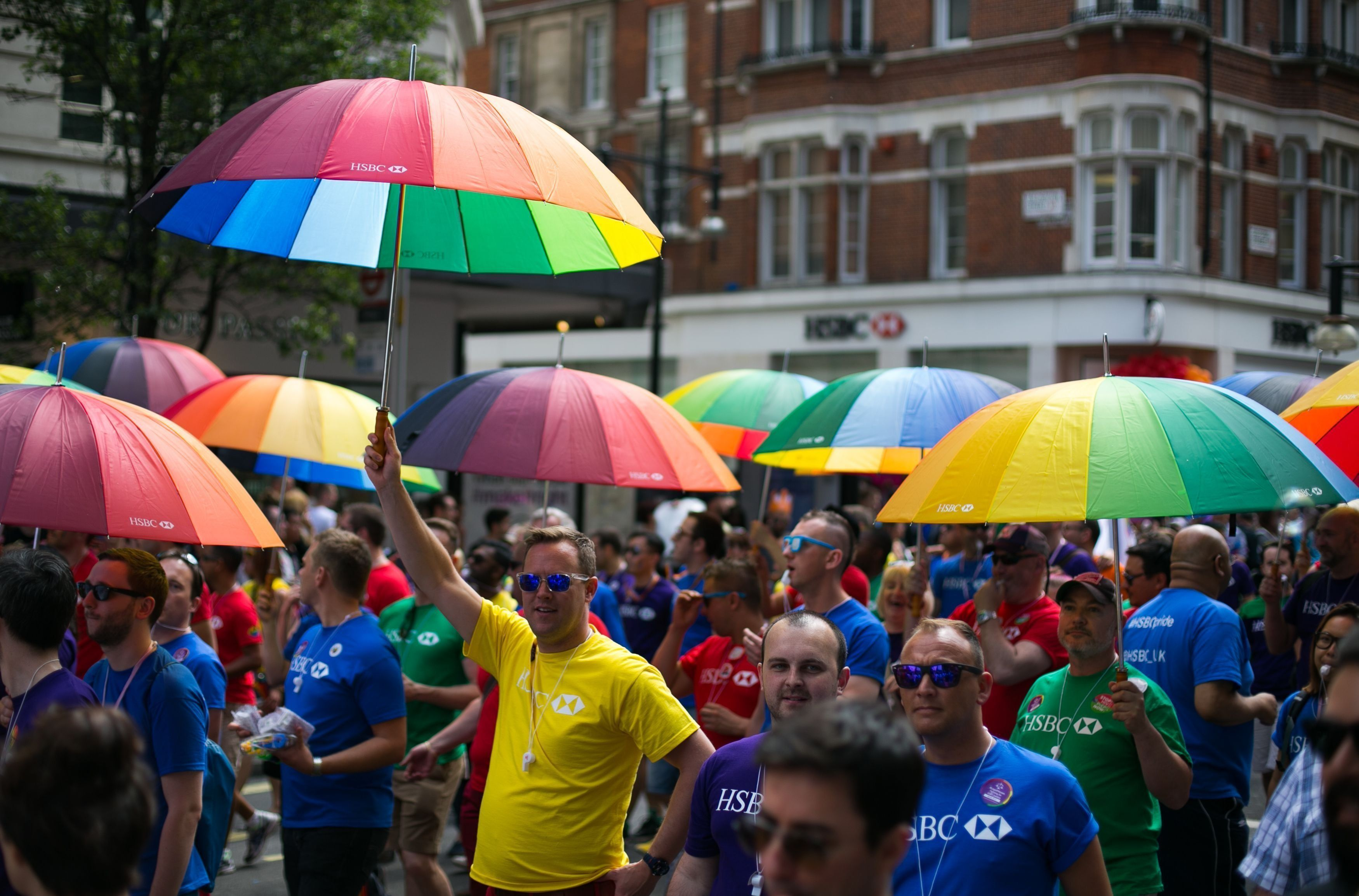 There is a range of Pride events to suit all