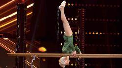 91-Year-Old Gymnast Leaves Simone Biles 'Speechless' On 'Little Big