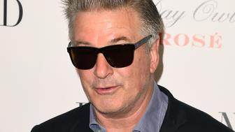 Actor Alec Baldwin attends the premiere of 'Blind' at Landmark Sunshine Cinema on June 26, 2017 in New York City. / AFP PHOTO / ANGELA WEISS        (Photo credit should read ANGELA WEISS/AFP/Getty Images)