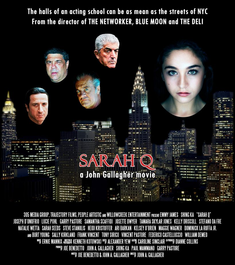 JOHN GALLAGHER'S SARAH Q