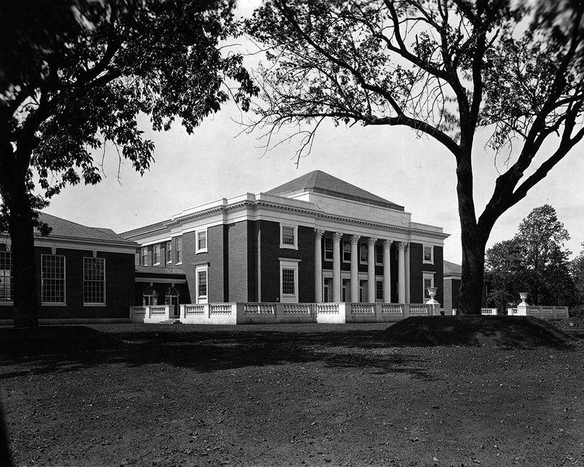 Clark Memorial Hall; John Kevan Peebles, Architecture Committee Chair