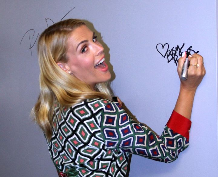 Busy Philipps is an actress and mom to 4-year-old Cricket and 8-year-old Birdie