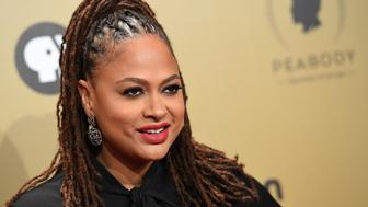 Director Ava DuVernay attends the 76th Annual Peabody Awards ceremony at Cipriani, Wall Street on May 20, 2017 in New York City. / AFP PHOTO / ANGELA WEISS        (Photo credit should read ANGELA WEISS/AFP/Getty Images)