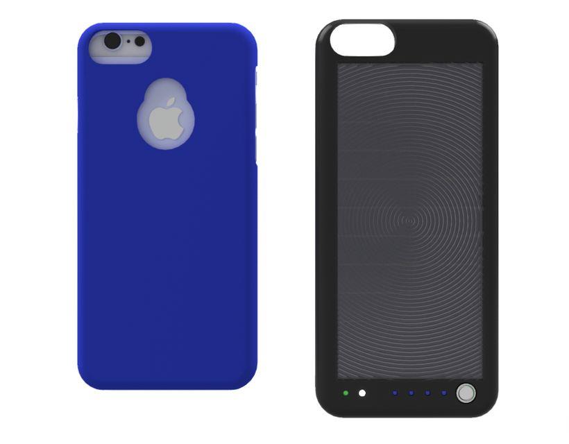 Dual case design