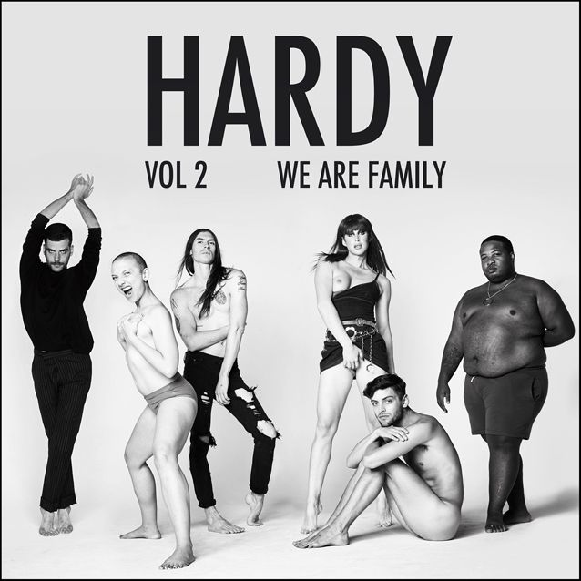 "HARDY Vol. 2 ""We Are Family"""