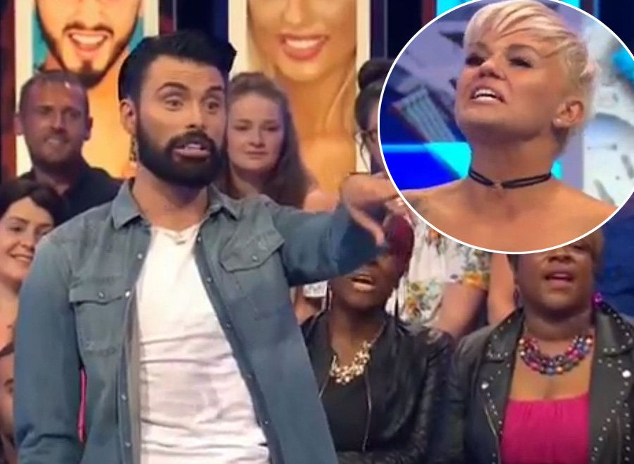 Rylan Defends Kerry Katona After She Makes Slurry 'Bit On The Side' Appearance Due To Dental