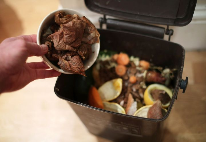 Seven million tonnes of food and drink end up in the bin from households in the UK