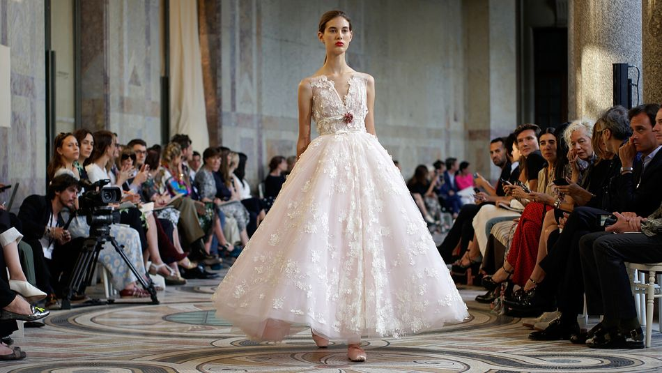 Haute Couture: The Wedding Dresses Dreams Are Made Of, From Dior ...