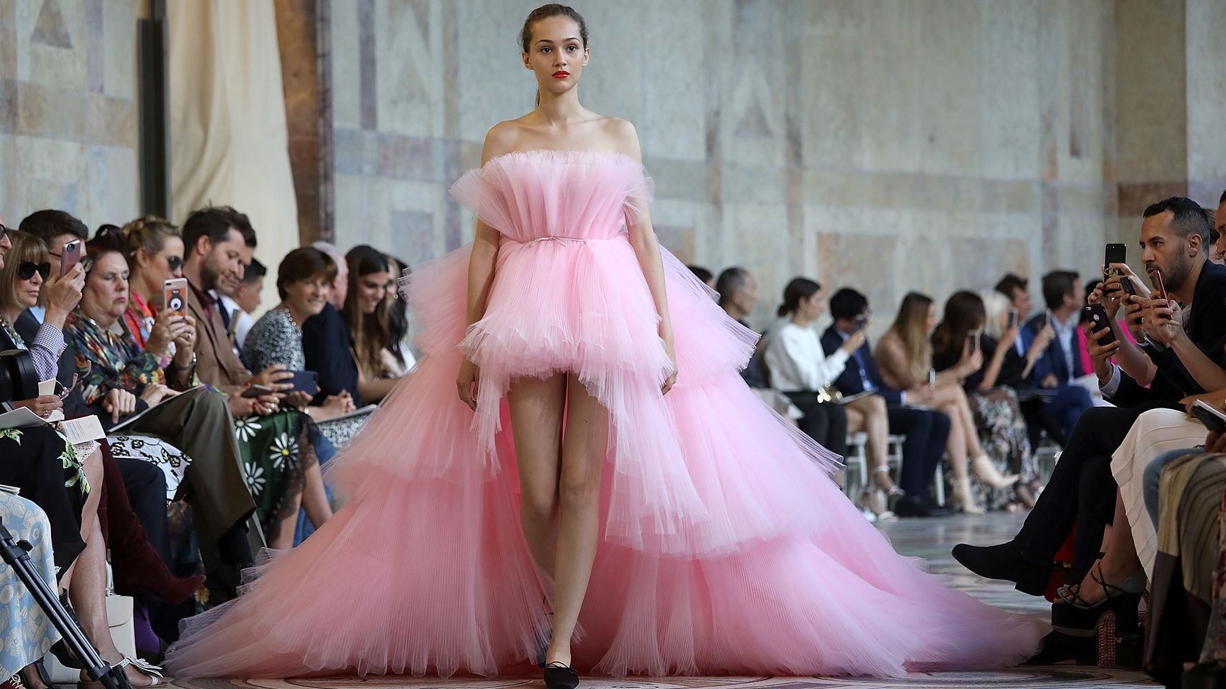 Haute Couture The Wedding Dresses Dreams Are Made Of From Dior Elie Saab And Chanel Huffpost Australia Style