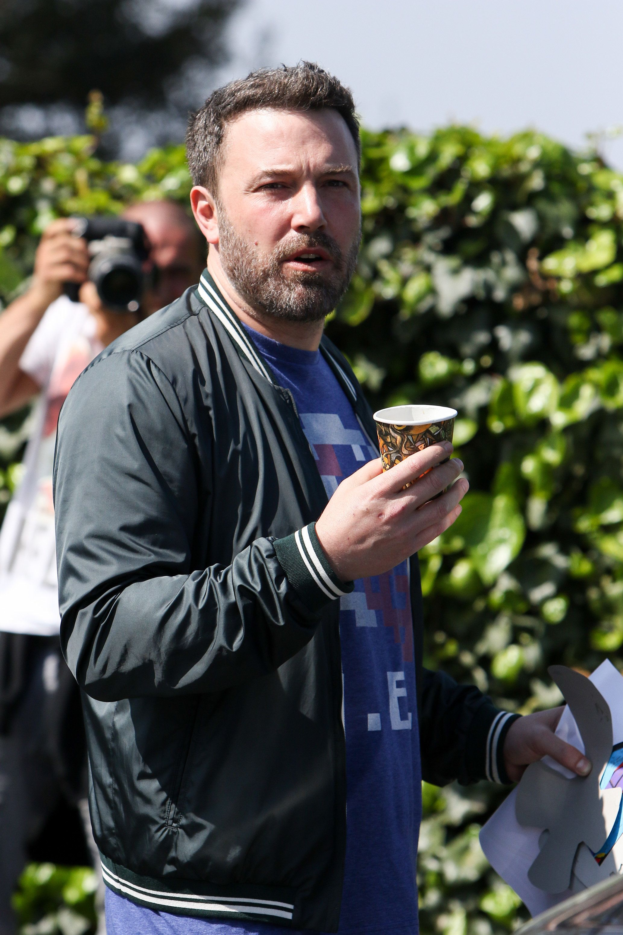 Live From Los Angeles, Ben Affleck Is Dating 'SNL' Producer Lindsay