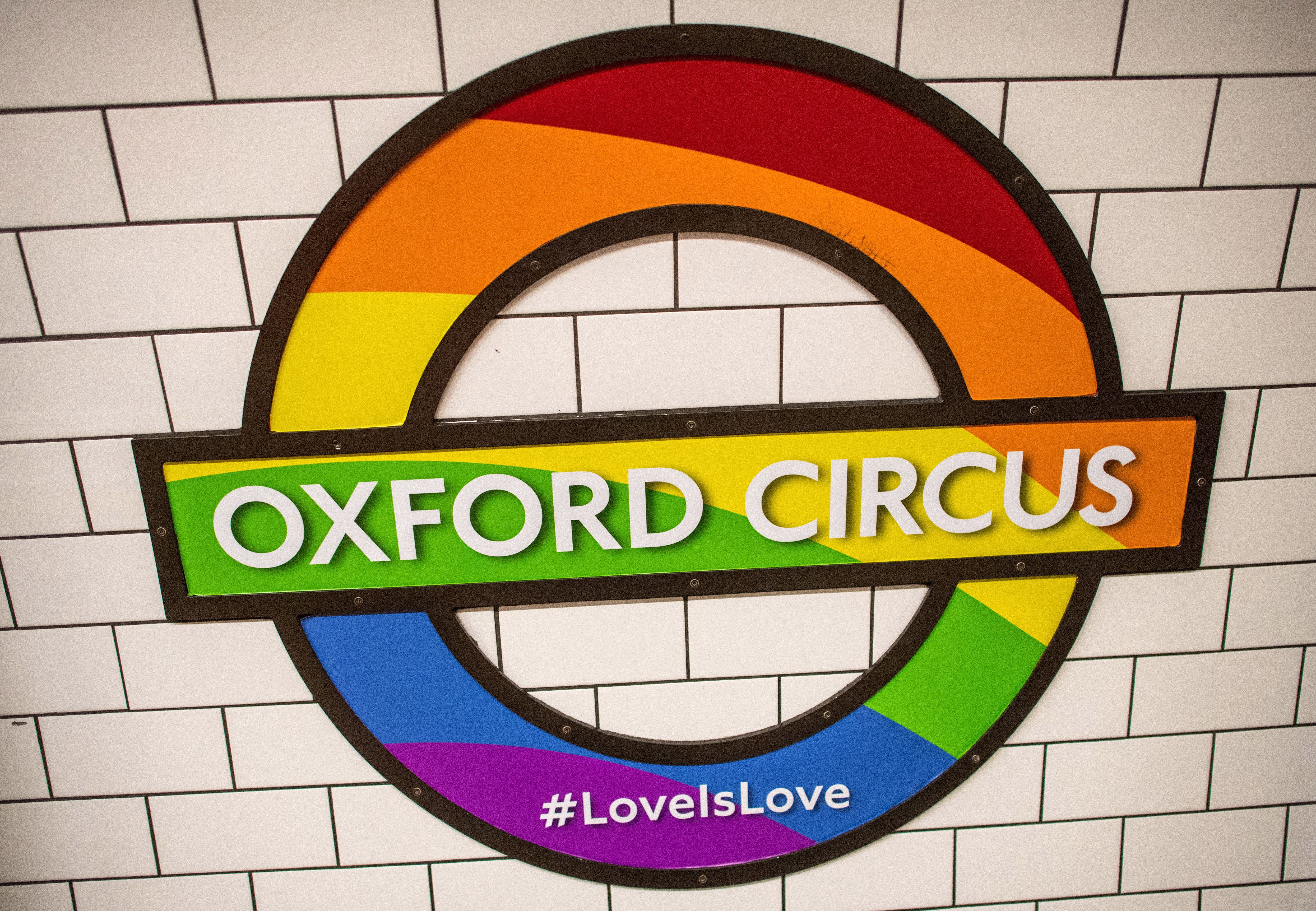 See All The Places That Have Been Given A Rainbow Makeover Ahead Of London
