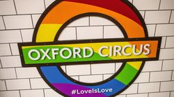 London Sees Rainbows Ahead Of Annual Pride