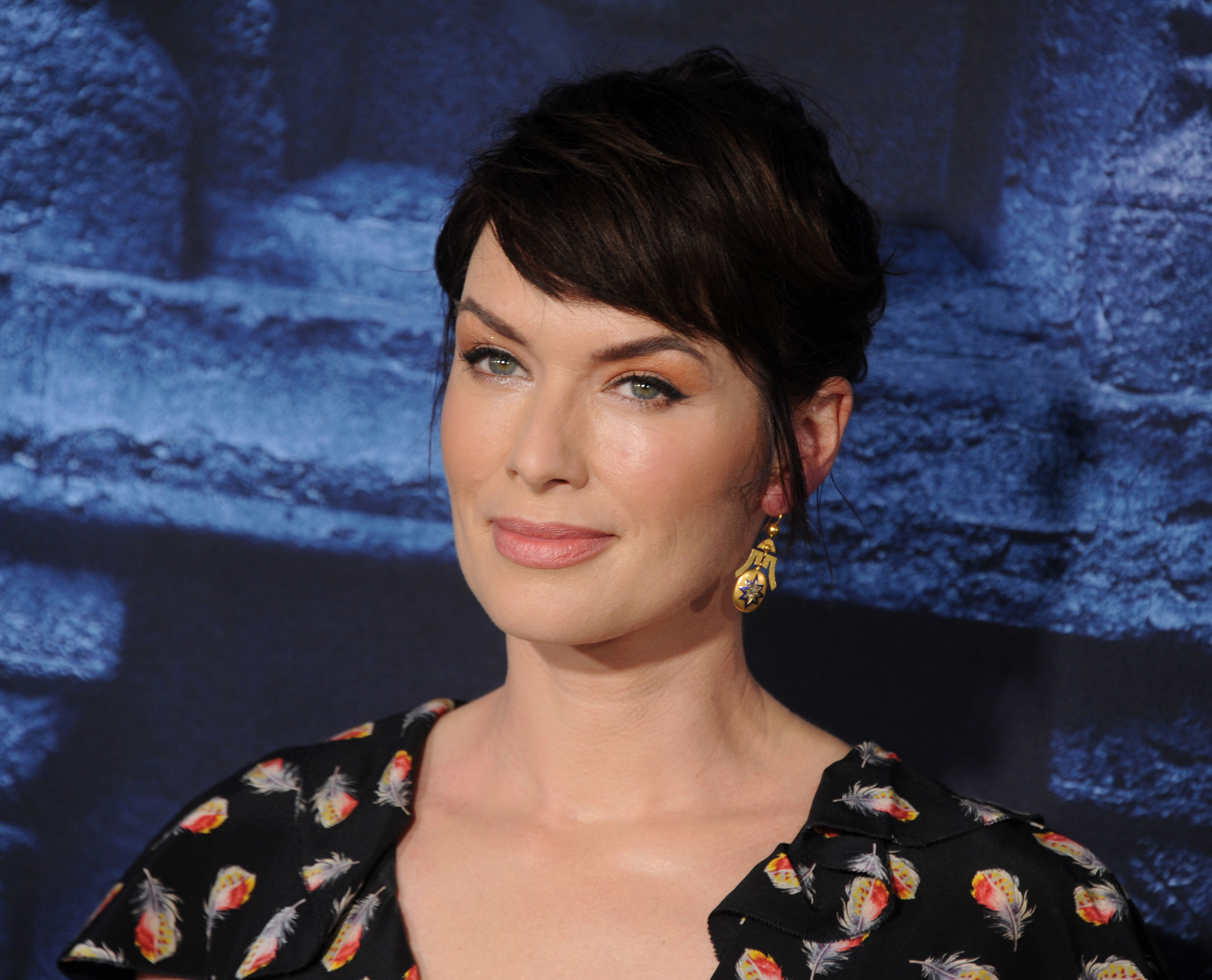 HOLLYWOOD, CALIFORNIA - APRIL 10:  Actress Lena Headey arrives at the premiere of HBO's 'Game Of Thrones' Season 6 at TCL Chinese Theatre on April 10, 2016 in Hollywood, California.  (Photo by Gregg DeGuire/WireImage)
