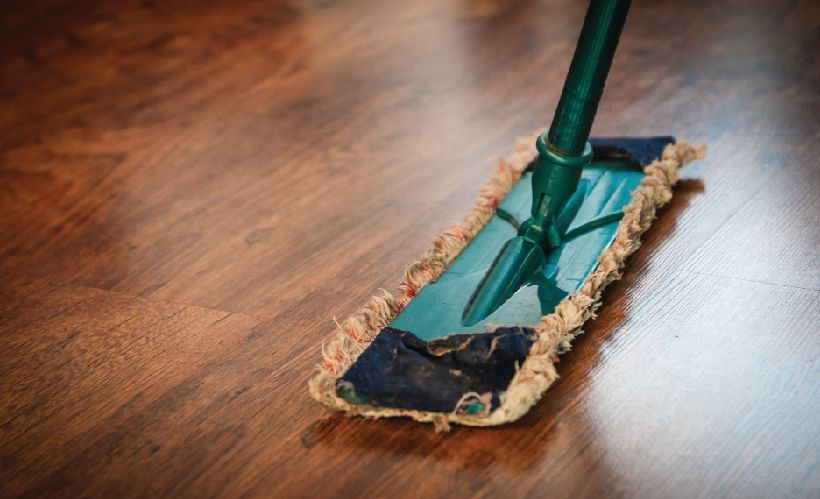 <strong><em>#2 House cleaning</em></strong>