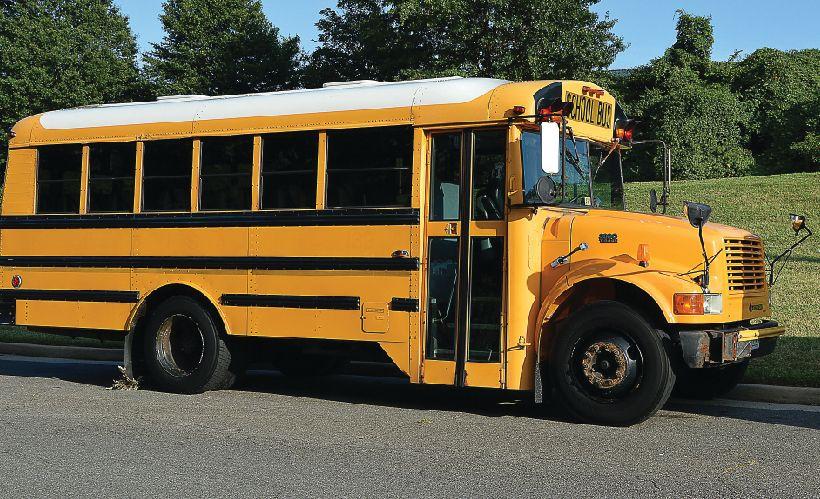 <strong><em>#3 School Transportation</em></strong>