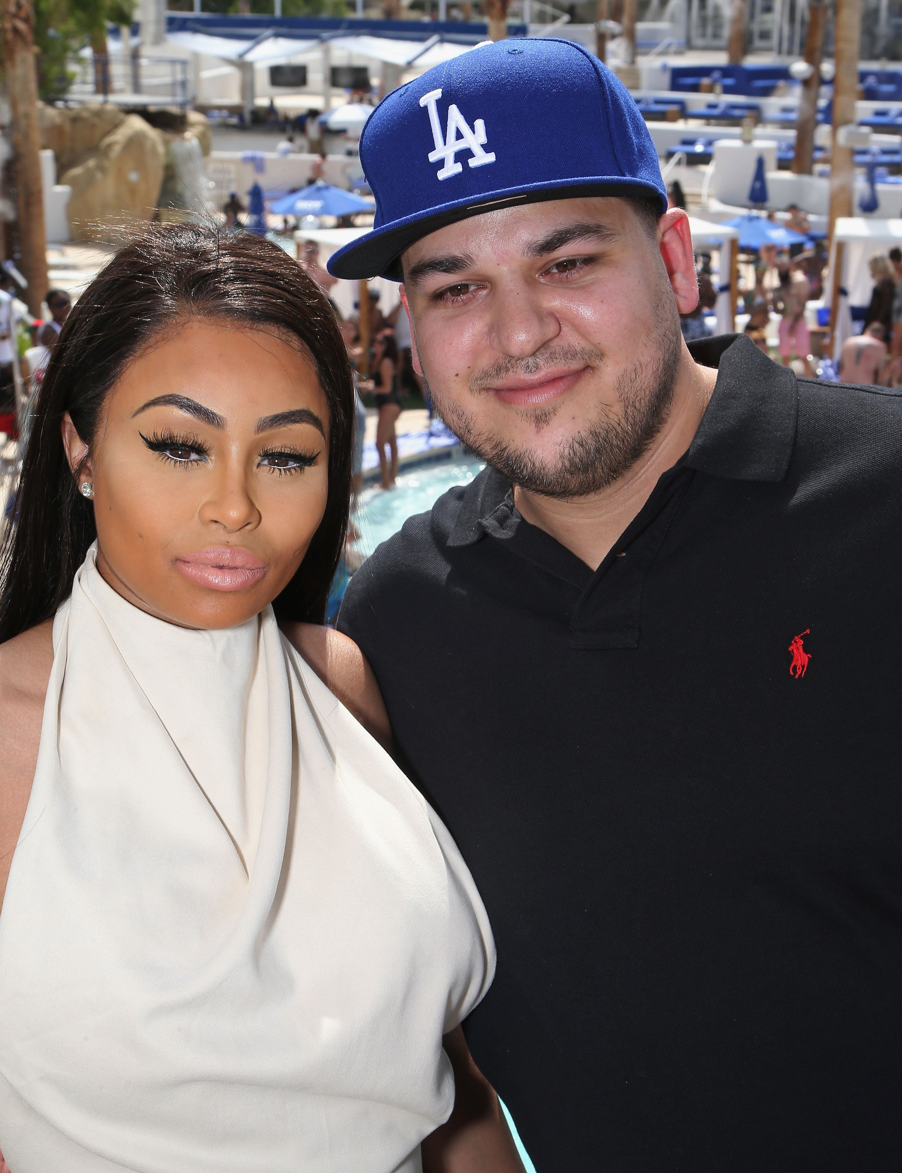 Blac Chyna Seeks Restraining Order Against Rob Kardashian After Revenge