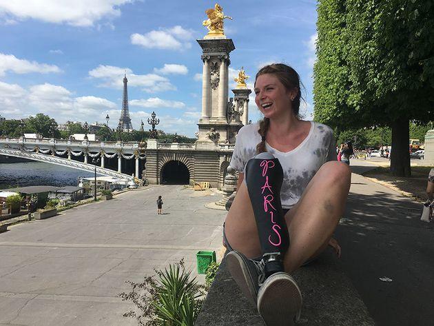 Gallagher in Paris,