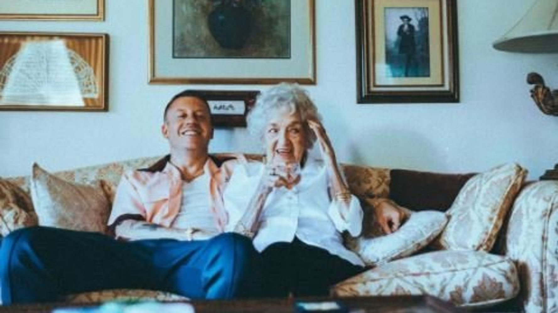 Macklemore's New Music Video Has The Best Star: His 100-Year