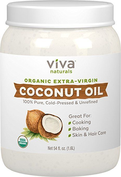 Get 20% off  Viva Naturals Organic Extra Virgin Coconut Oil on Prime Day.