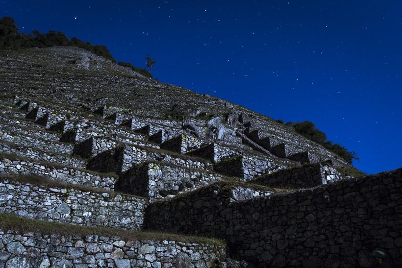The Historic Sanctuary of Machu Picchu is one of only 35 sites worldwide listed as a mixed natural and cultural site.