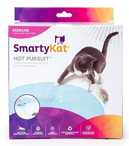 Save 20% on SmartyKat Hot Pursuit Cat Toy.