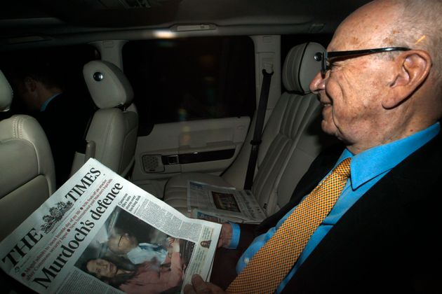 Rupert Murdoch closed The News Of The World after it was revealed Milly Dowler's phone was