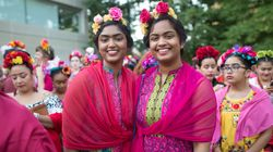 Here Are 1,000 Frida Kahlo Look-Alikes Attempting To Break A World