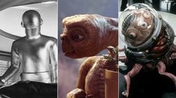 20 Ways We've Depicted Aliens On