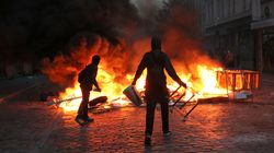 'Half The City Is Burning': Hamburg Rocked By Violent, Anti-G-20