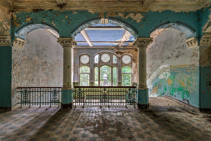 """ARCHWAY"" from the award winning Beelitz sanatorium documentary"