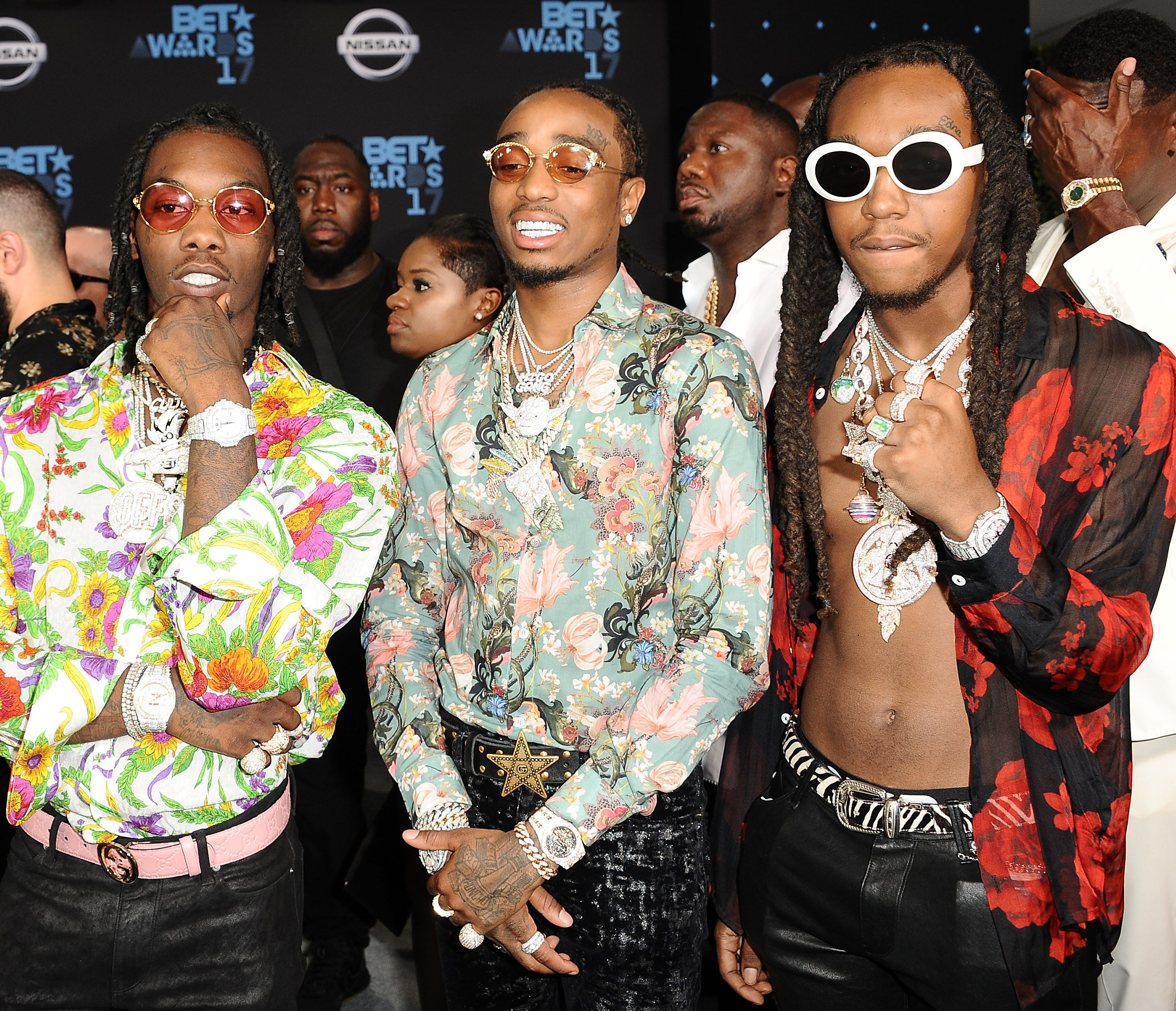Migos removed from flight in Atlanta