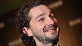 HOLLYWOOD, CA - NOVEMBER 30:  Actor Shia LaBeouf attends the premiere of 'Man Down' at ArcLight Hollywood on November 30, 2016 in Hollywood, California.  (Photo by Axelle/Bauer-Griffin/FilmMagic)