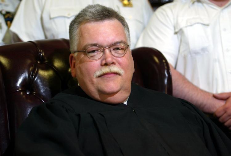 Brooklyn Judge Vincent Del Giudice