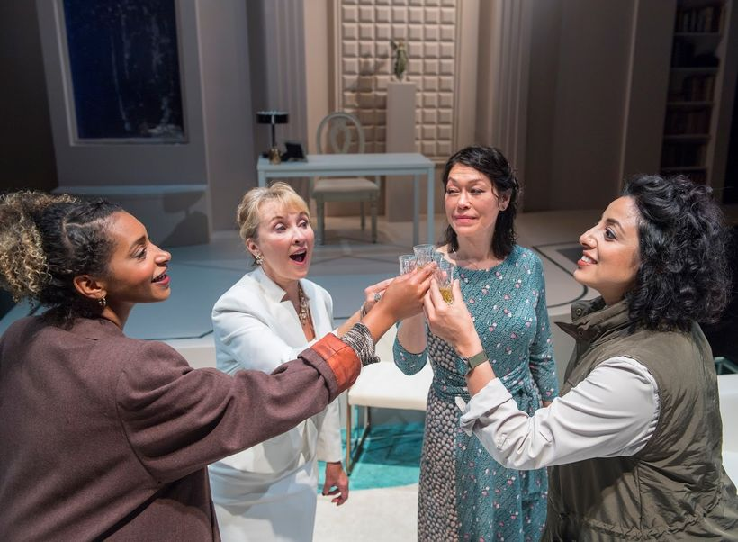 The four women of <strong><em>Splendour</em></strong>