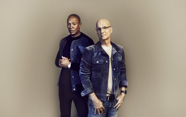 Dr. Dre and Jimmy Iovine.