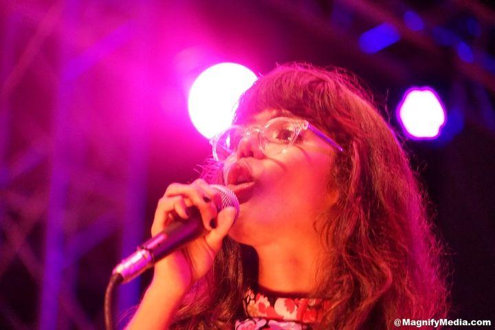 Singer/Songwriter Megan Vice.