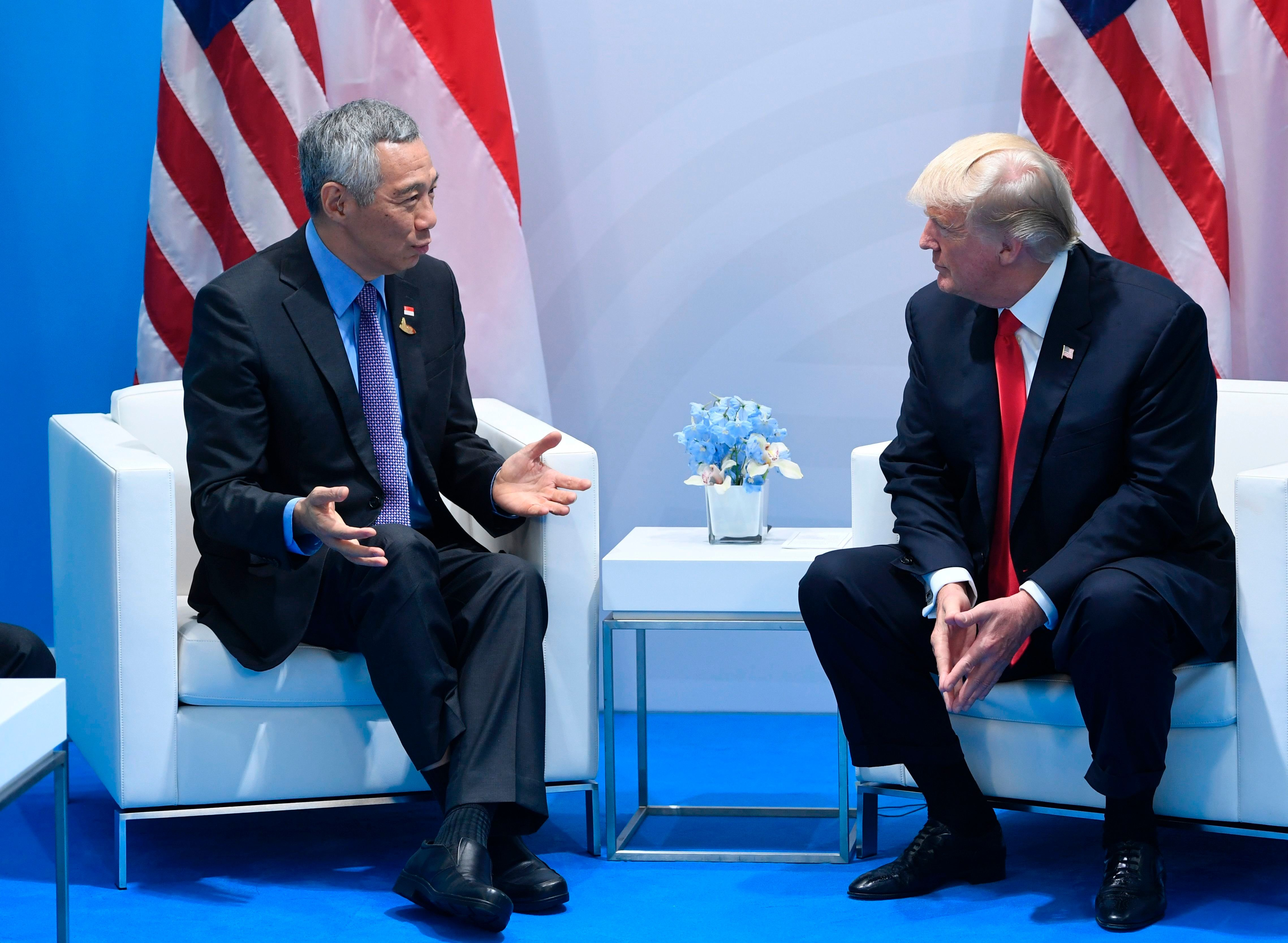 White House Struggled With Asian Leaders Names And Countries At