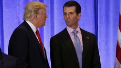 Trump Jr. Met With Russian Lawyer For Damaging Intel On Hillary