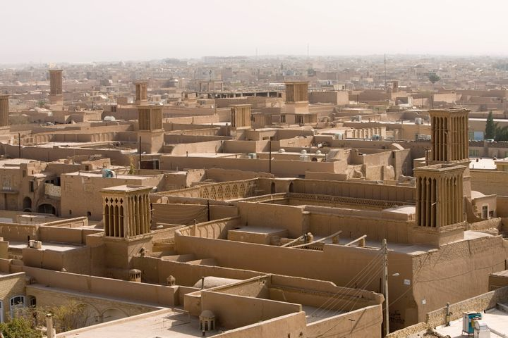 The ancient city of Yazd in Iran is one of UNESCO's new World Heritage Sites.