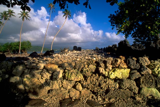 Taputapuatea in French Polynesia is one of the new UNESCO