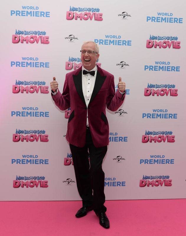 Rory Cowan has quit 'Mrs Brown's