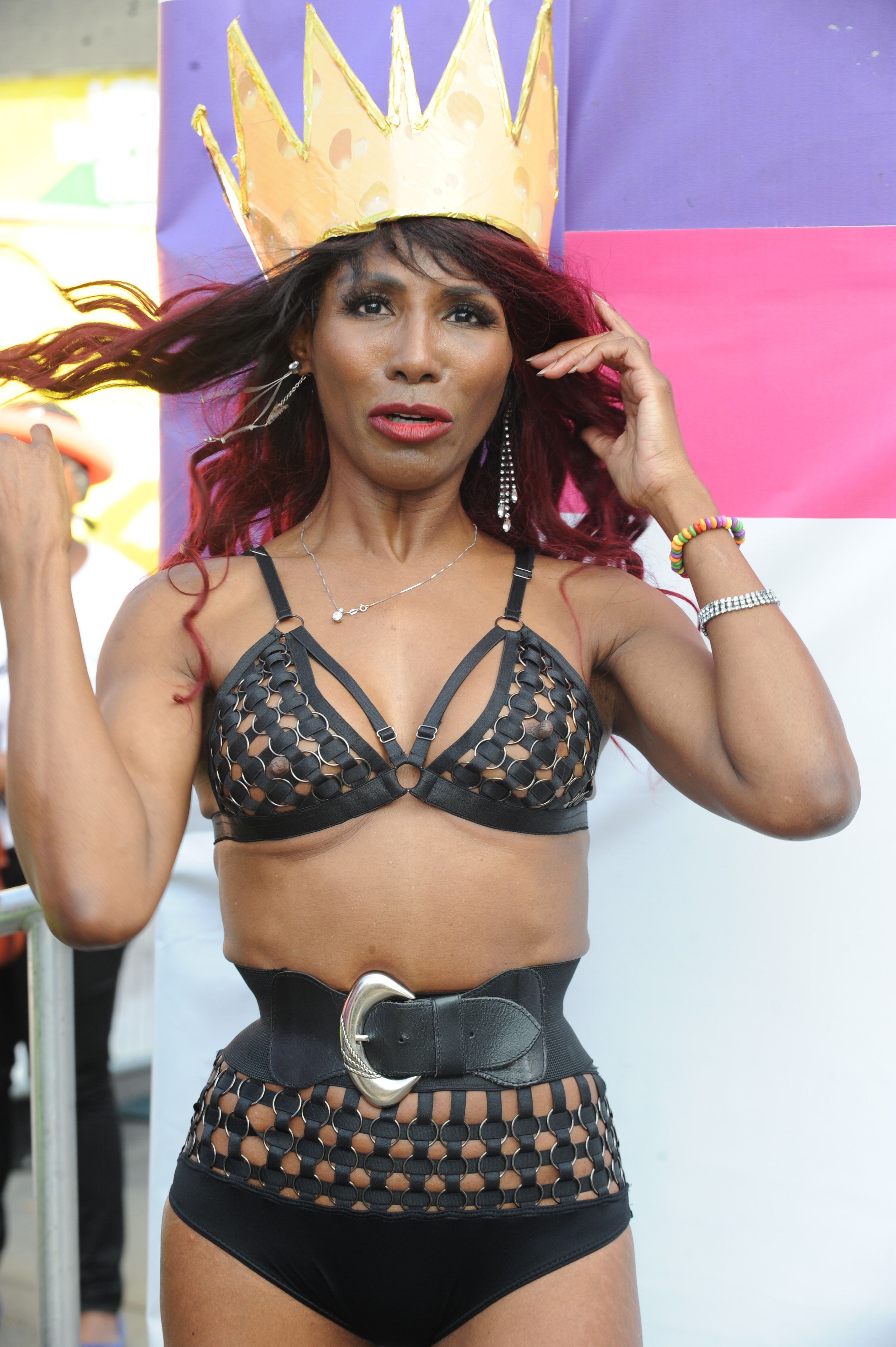 We're Not Sure How Simon Cowell (Or His Girlfriend) Will Feel About Sinitta's Latest
