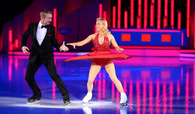 Christopher Dean and Jayne Torvill will return to the