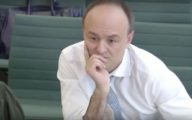Vote Leave Campaign Chief Dominic Cummings Says Theresa May's Brexit Plan Is 'Unacceptable
