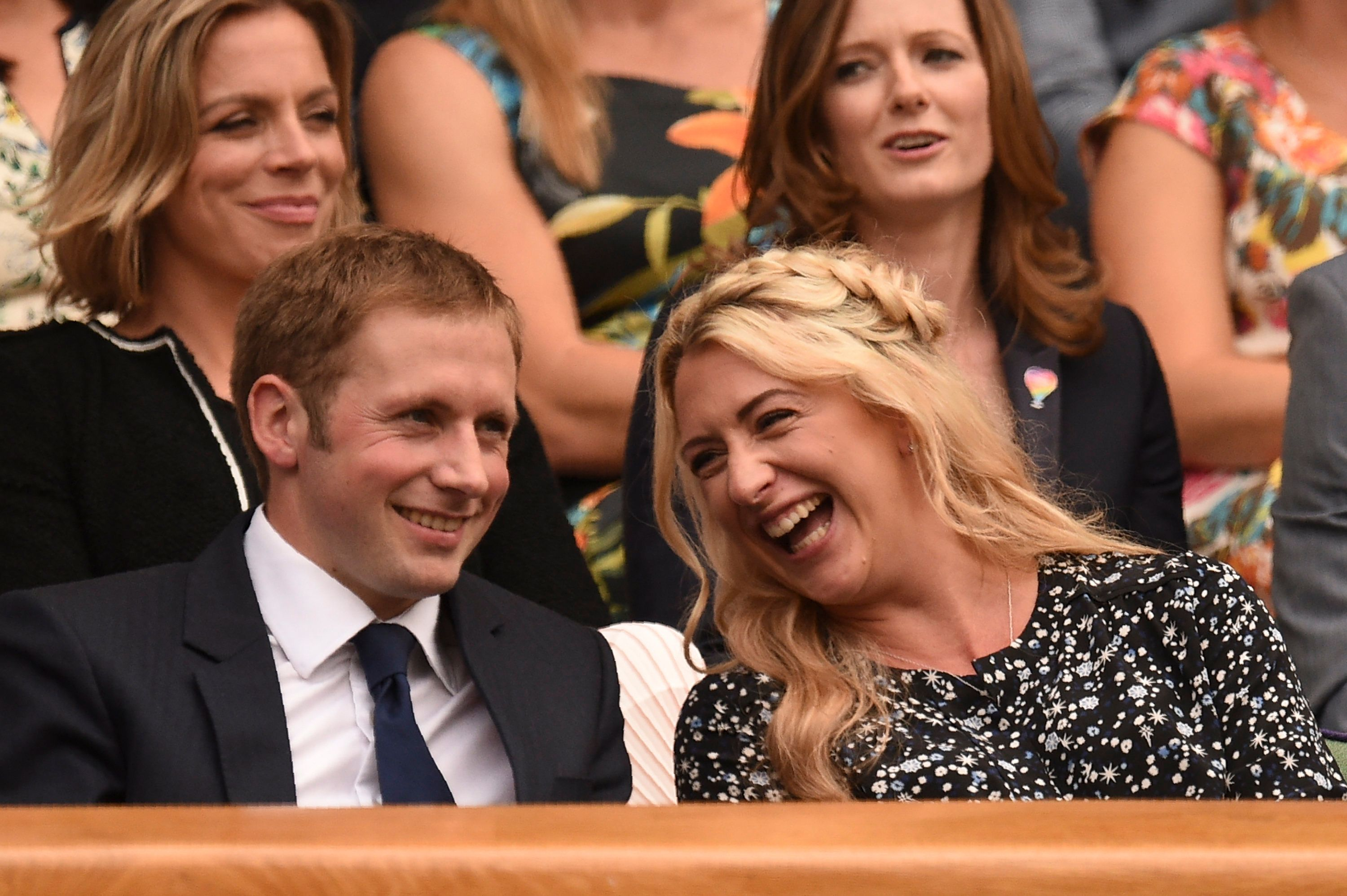 The Sunday Times Called Olympic Gold Medalist Laura Kenny 'Jason's Pregnant Wife' And People Are