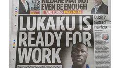 Irish Newspaper Makes Huge Error On Its Back