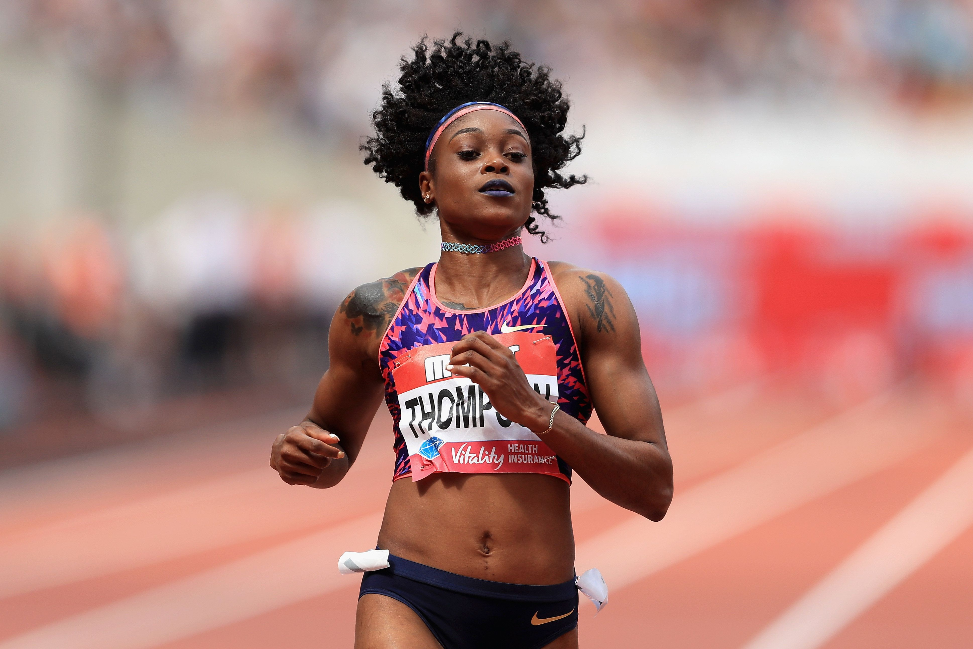 This Badass Sprinter Ditched Spikes For Regular Trainers, But Still Ran 100m In Sub-11