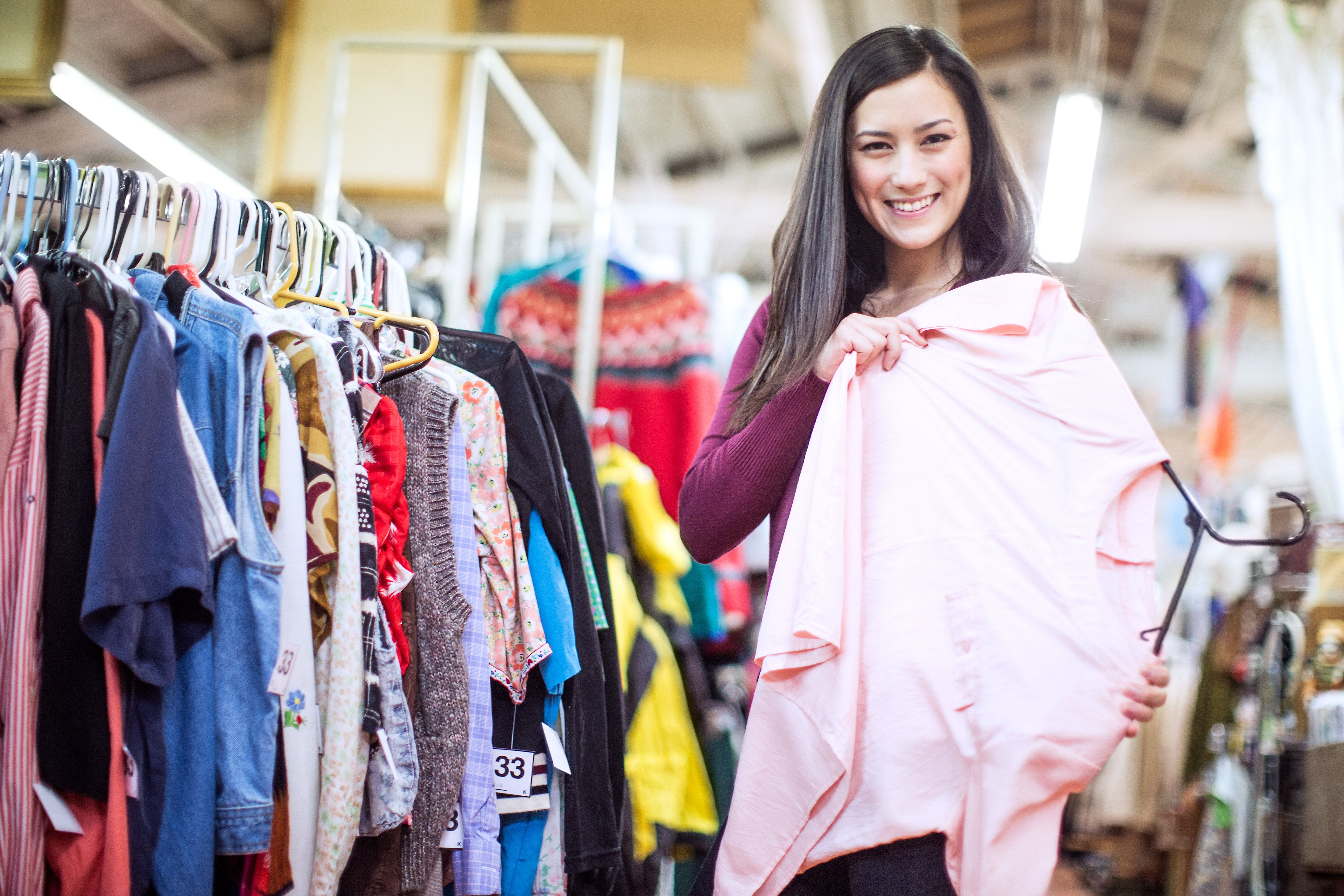 People's Sustainable Fashion Choices Are Massively Helping The